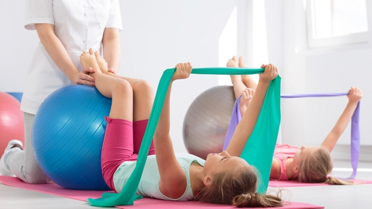 Strength and Power Training for Children with Poor Coordination!