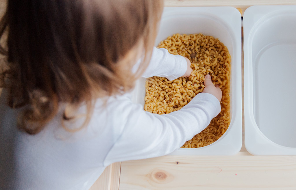 Sensory Diets: What are they? Who needs them?
