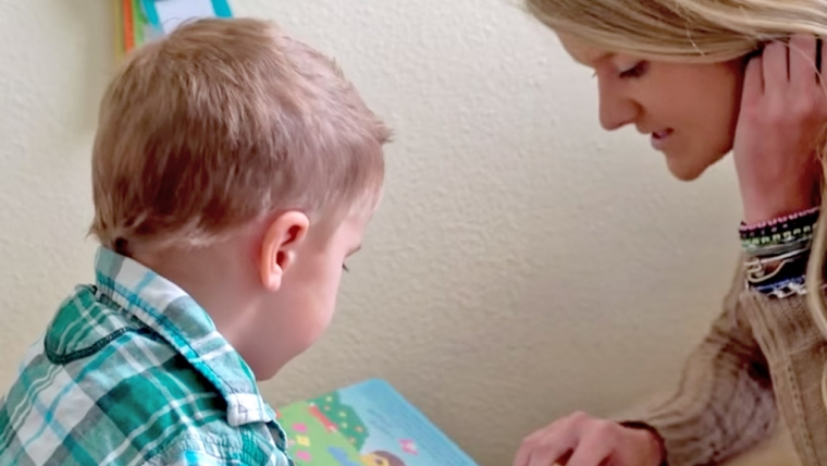 Watch our therapists making a difference one child at a time