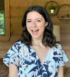 Lauren M, MS, CF-SLP
